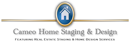 Cameo Home Staging & Design Logo